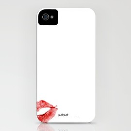 society6 - xoxo iPhone Case
