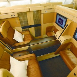 Eithad Airways - 2012 Best First Class Cabins