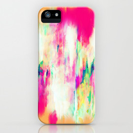 Society6 - Electric Haze iPhone Case