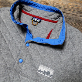 Patagonia - Diamond Quilt Snap-T Pullover