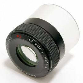 CONTAX - Carl Zeiss Triotar T* Lupe 5X