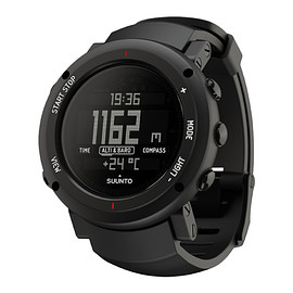 SUUNTO - Core Aluminum - Deep Black