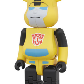 MEDICOM TOY - BE@RBRICK × TRANSFORMERS BUMBLEBEE