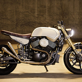 Number 8 Wire Motorcycles - Harley-Davidson Street 750