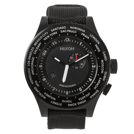 Nixon - The Passport - Black