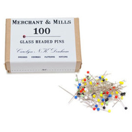Merchant&Mills - Merchant&Mills Glass Headed Pins