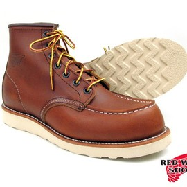RED WING - RED WING 875 D