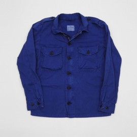 HARTFORD - Hartford Field Overshirt Navy