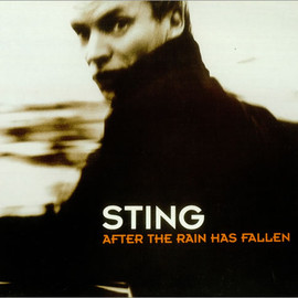 Sting -  AFTER THE RAIN HAS FALLEN / UNIVERSAL