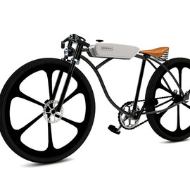 imperialcycles - Custom motorized bicycle rolling chassis