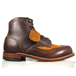 Wolverine 1000 Mile - Wolverine 1000 Mile Addison Boots Two Tone