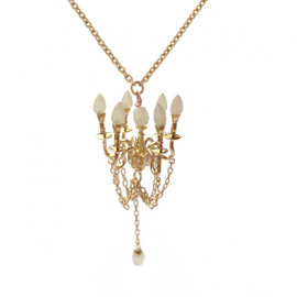 Miss bibi - Chandelier necklace