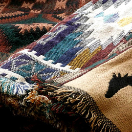 ELPASO SADDLEBLANKET - JACQUARD THROW