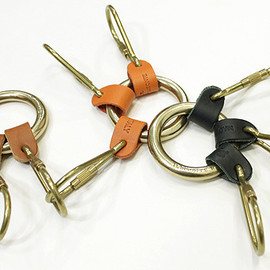 IL BISONTE - Key Ring