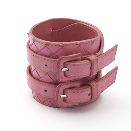 Bottega Veneta - Leather Wrist Band