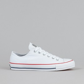 CONVERSE - CTAS Pro Ox  White / Red / Navy