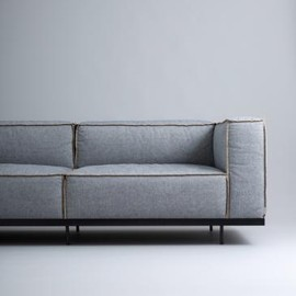 complex - HEATH TWO SEAT SOFA -WAREHOUSE