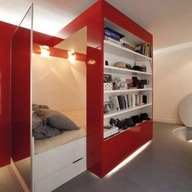 Unique Tiny Studio Apartment Design Ideas