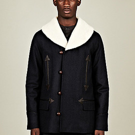 A.P.C. - Canadian Jacket in Navy