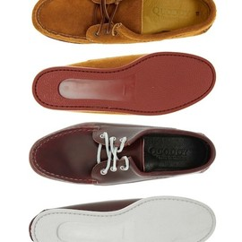 Quoddy - Quoddy Blucher Boat Shoes