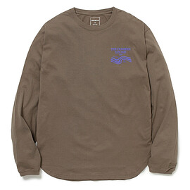 nonnative - DWELLER L/S TEE 'THE DUNEDIN SOUND'