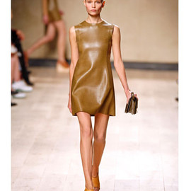 Celine - Soft Leather Dress (Arrow's)