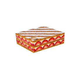 Ladurée - STRAWBERRY MILLEFEUILLE