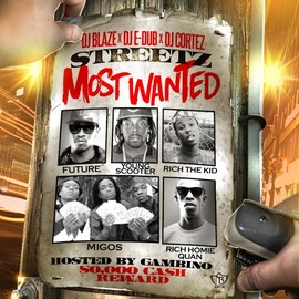 Various Artists - Streetz Most Wanted