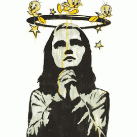 DOLK - PRAYING GIRL