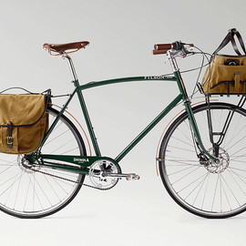 Filson x Shinola Bixby Bicycle