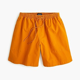 J.CREW - Climbing short in stretch ripstop cotto