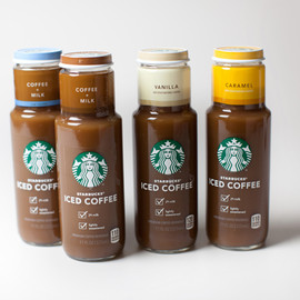 STARBUCKS - Starbucks Iced Coffee