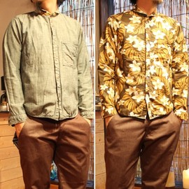 VOO - REVERSIBLE L/S SHIRT3
