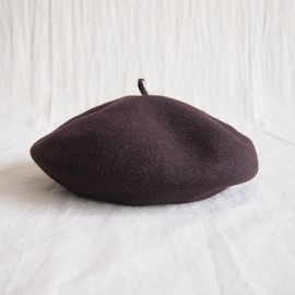 YAECA - beret #brown