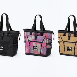 Supreme, THE NORTH FACE - Adventure Tote. 27L.