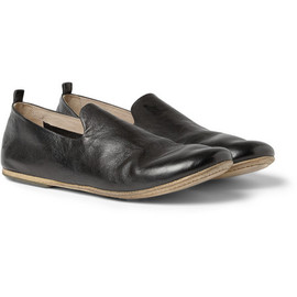 MARSELL - Leather Slippers