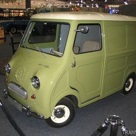 GLASS, Goggomobil - Kleintransporter