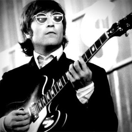 """""""Stand By Me"""" - JOHN LENNON"""