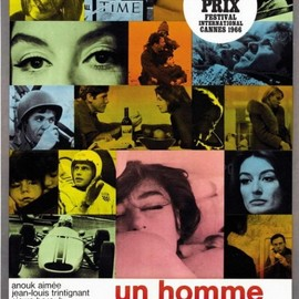 Claude Lelouch - A Man and a Woman(男と女)