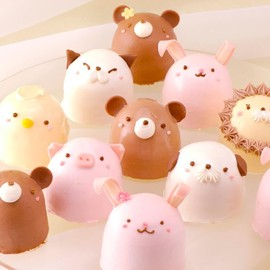 Anniversary - Animal sweets