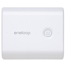 eneloop solar charger