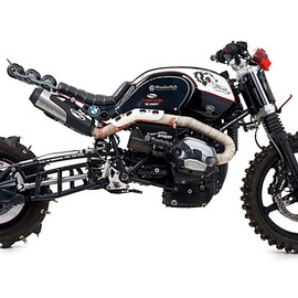 Nagel Motors - Wunderlich Action - Husky - BMW R NineT