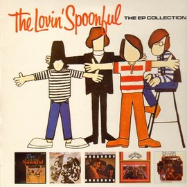 THE LOVIN' SPOONFUL - THE EP COLLECTION