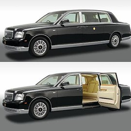 TOYOTA - 御料車 TOYOTA CENTURY ROYAL