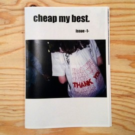 Cheap my best - Issue -1-