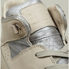 Maison Martin Margiela - 22 Men's Hand Painted Mid Top Sneakers