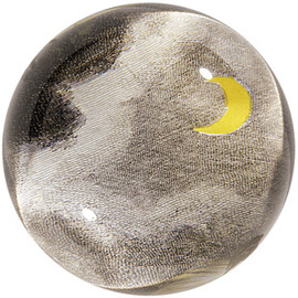JOHN DERIAN - Paper weight Crescent Moon