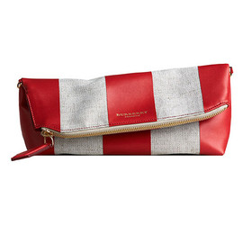 Burberry - The Petal in Canvas and Leather