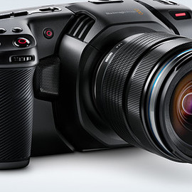 Blackmagic Design - Pocket Cinema Camera 4K