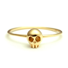 JAM HOME MADE - MINI SKULL RING